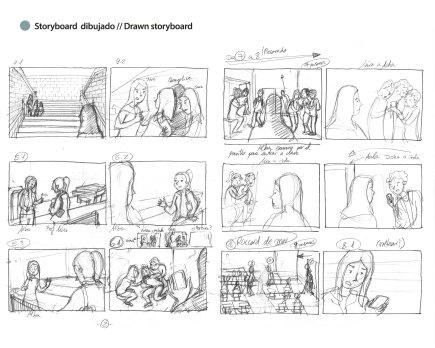 3_la-voz-de-laura_storyboard-dibujado